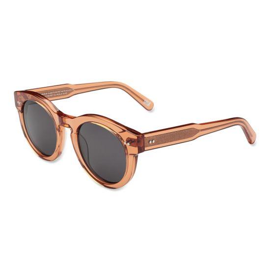 Chimi Eyewear #003-Peach/Black