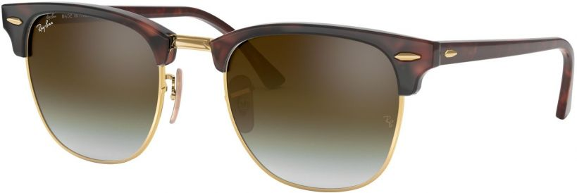 Ray-Ban Clubmaster Flash Lenses RB3016-990/9J