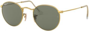 Ray-Ban Round Metal RB3447-001/58