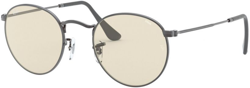 Ray-Ban Round Metal RB3447-004/T2