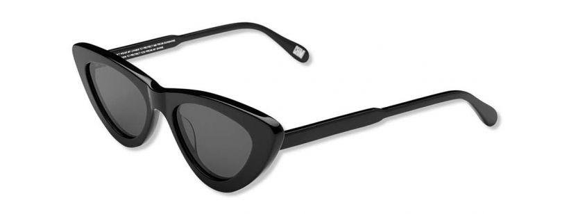 Chimi Eyewear #006-Berry/Black