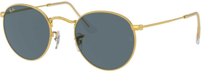 Ray-Ban Round Metal RB3447-9196R5