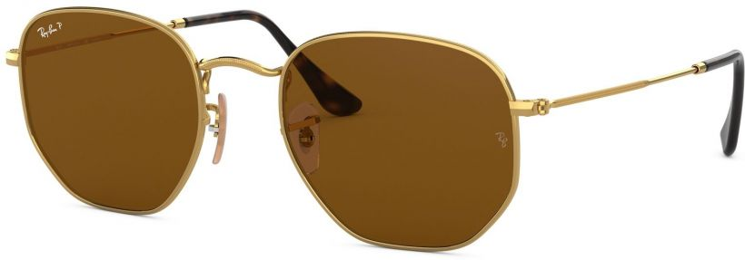 Ray-Ban Hexagonal Flat Lenses RB3548N-001/57