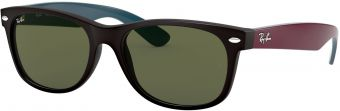 Ray-Ban New Wayfarer Color Mix RB2132-6182-55