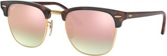 Ray-Ban Clubmaster Flash Lenses RB3016-990/7O-51