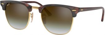 Ray-Ban Clubmaster Flash Lenses RB3016-990/9J-49