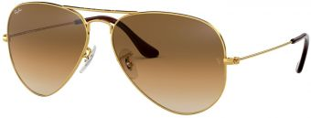 Ray-Ban Aviator Large Metal Gradient RB3025-001/51-55