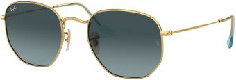 Ray-Ban Hexagonal RB3548N-91233M-51
