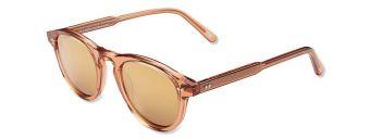 Chimi Eyewear #002 Peach Mirror