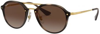 Ray-Ban Junior Double Bridge RJ9067SN-152/13-53