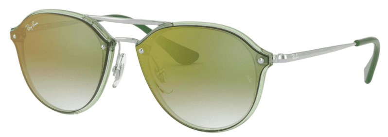 Ray-Ban Junior Double Bridge RJ9067SN-7053W0